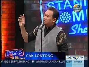 Cak Lontong
